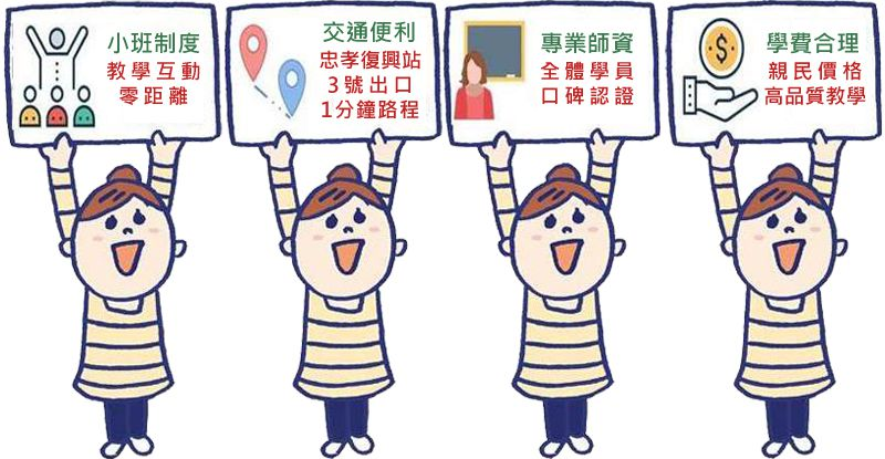 群筑日本留學試驗EJU密集班等你放膽追夢求得最適合你的EJU大學