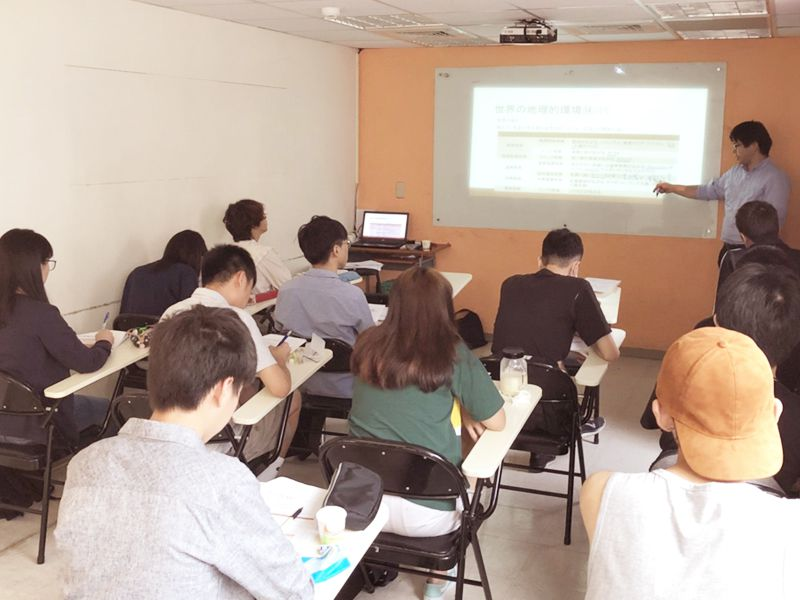 EJU 日本留學考試 群筑日語補習班 全台第一家 日語留學應是專門補習班