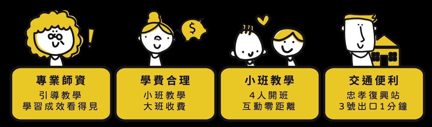 群筑英日語的日文檢定N2考試準備